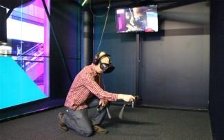 Клуб виртуальной реальности VR для двоих