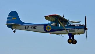 Захоплюючий політ на ЯК-12