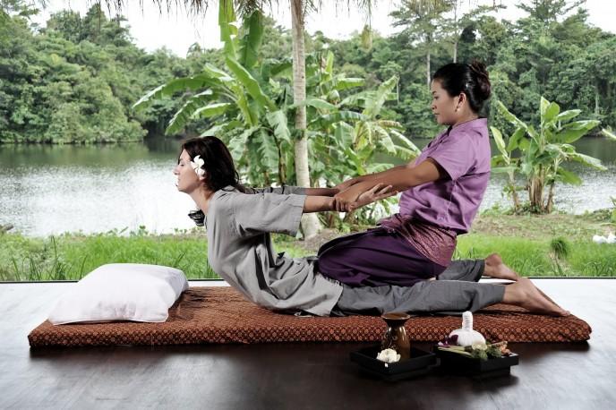 Традиційний тайський масаж