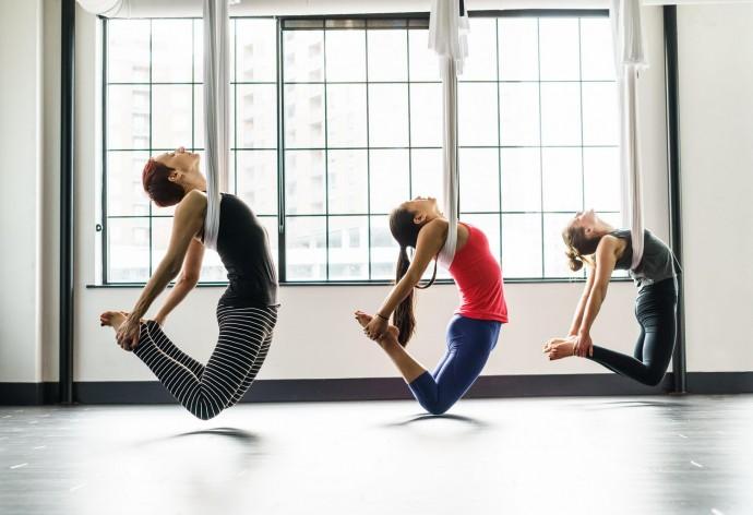 Fly-йога