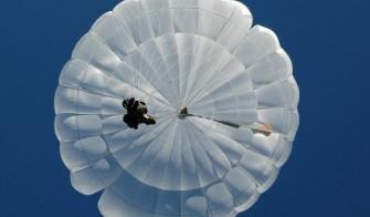Прыжок с парашютом с 800 метров