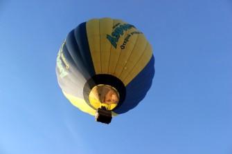 Політ на повітряній кулі з KAVA