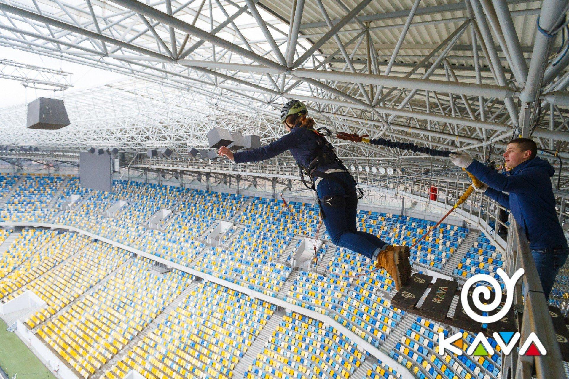 Rope Arena Lviv